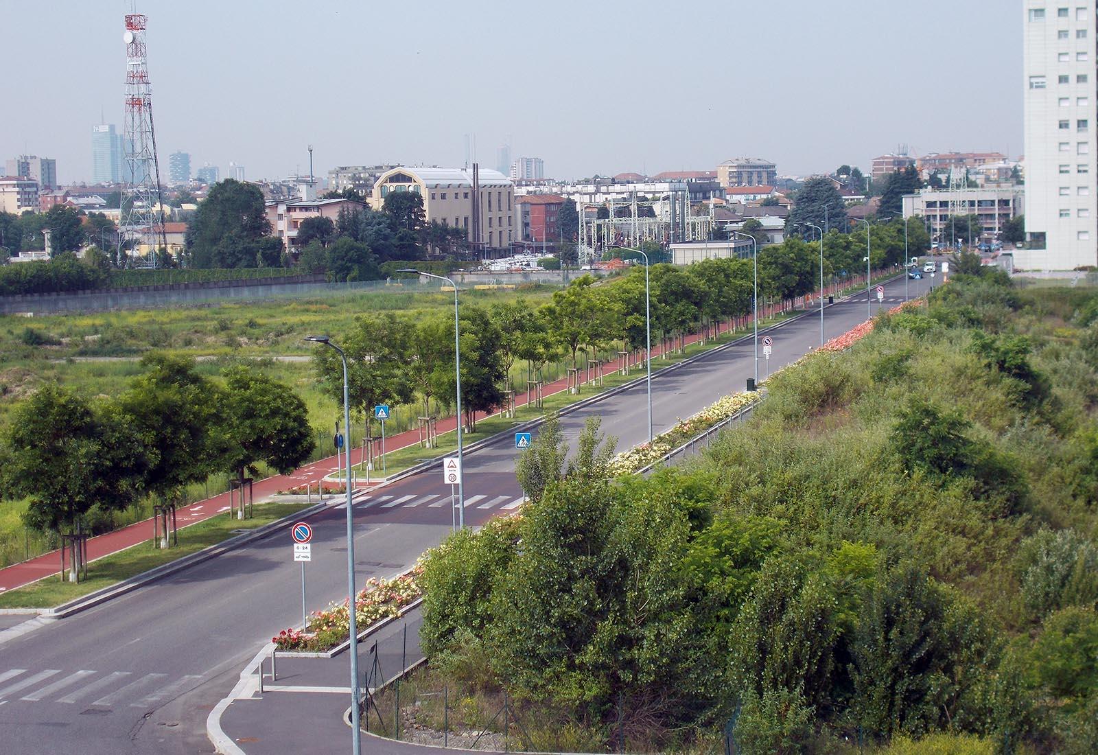 Urbanizzazioni Adriano - Vista