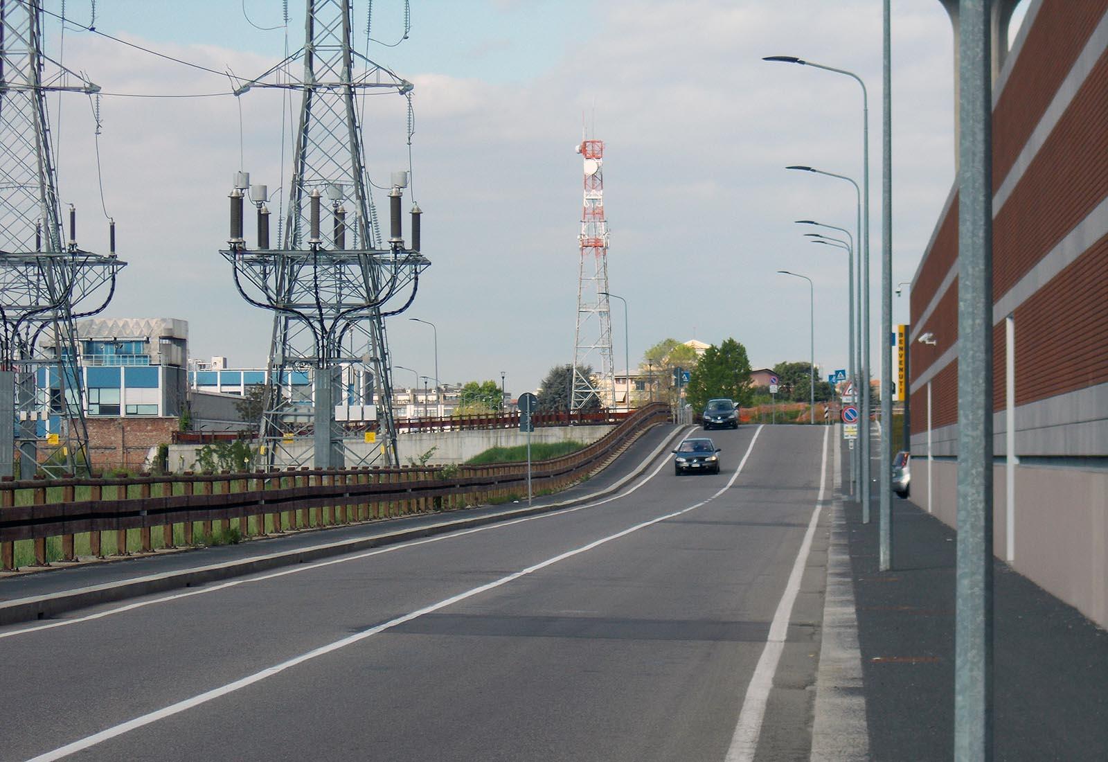 Urbanizzazioni Adriano - Via Vipiteno