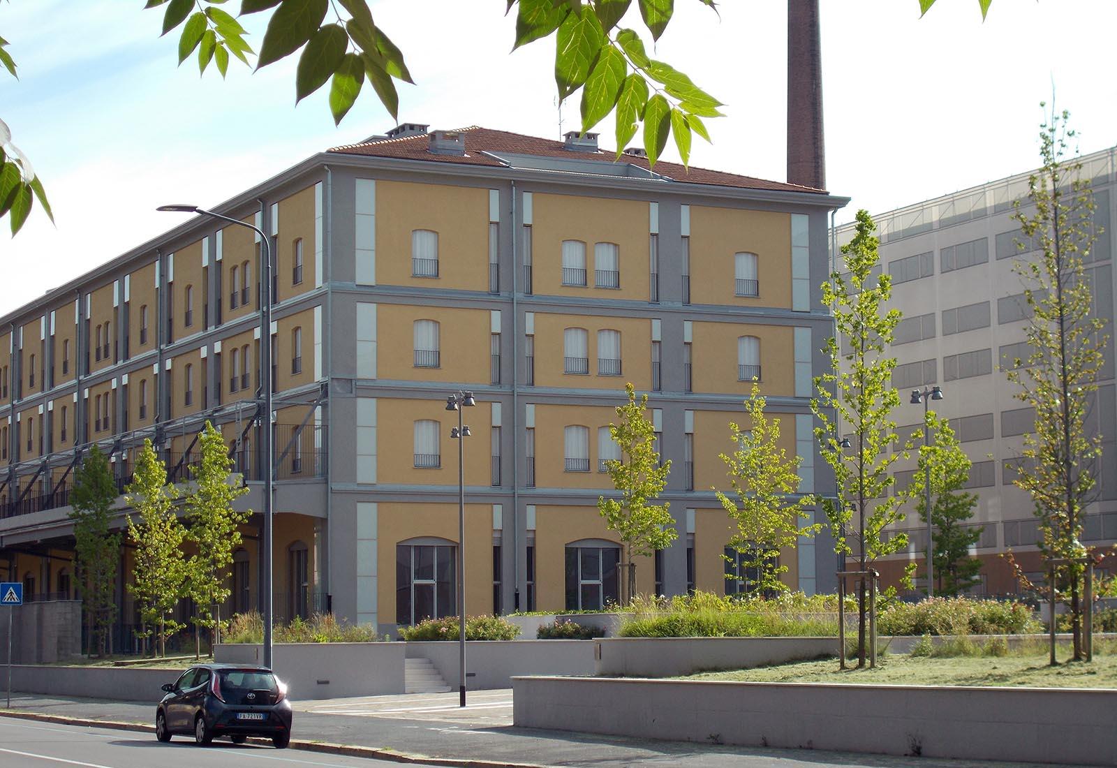 Appartamenti Ex Manifattura Tabacchi Milano