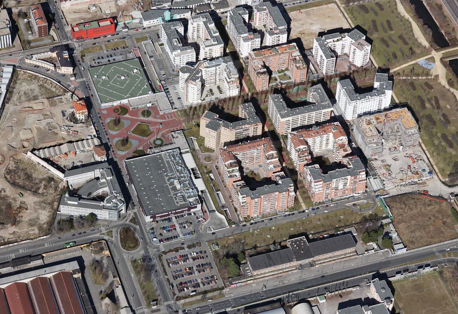 Opere di urbanizzazione del P.R.U. Maserati a Milano | CSA ...