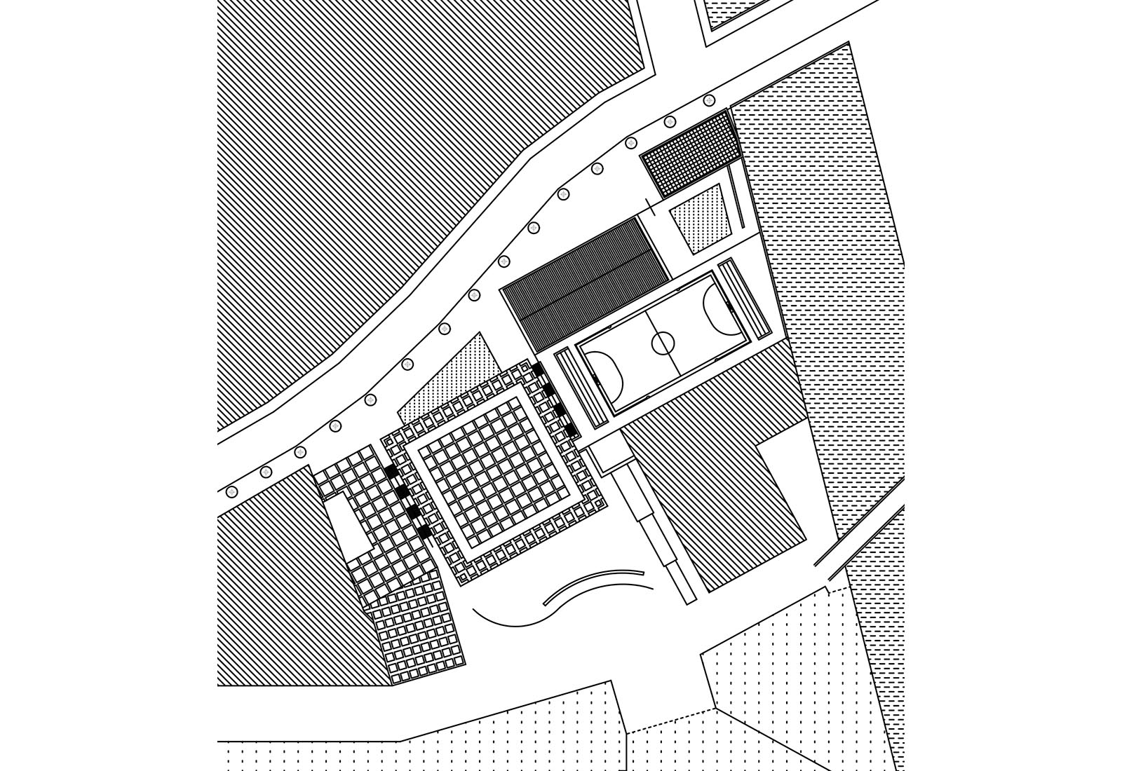 Paesaggi residenziali Savona - La nuova trama urbana
