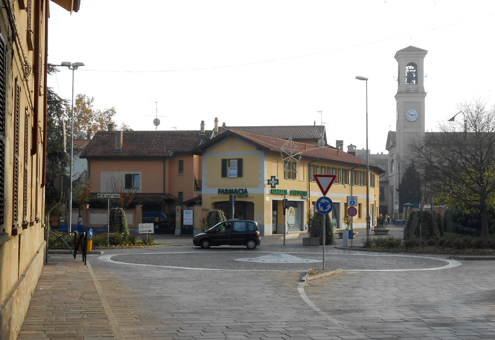 PGT Segrate - Il centro storico