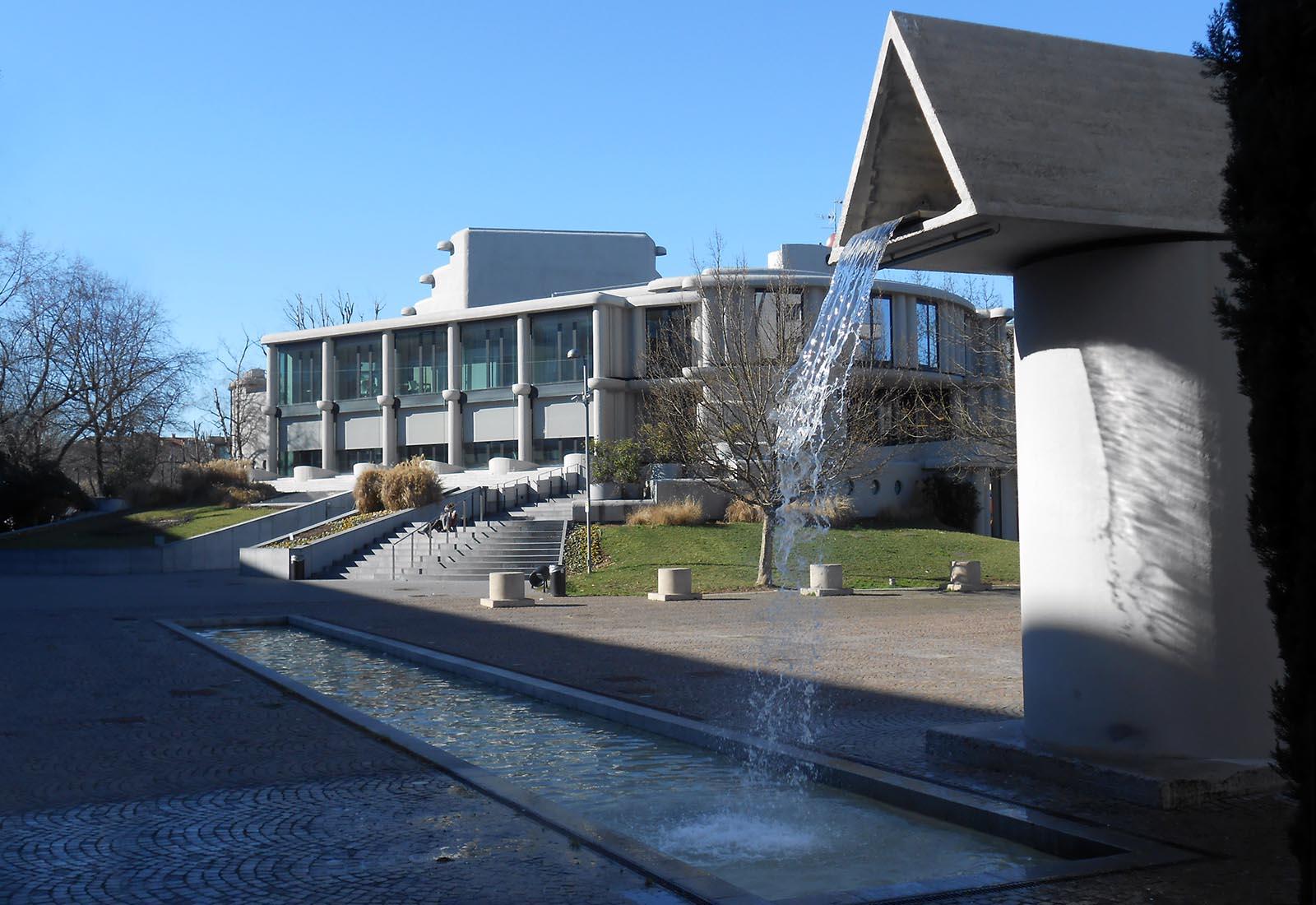 PGT Segrate - La biblioteca comunale