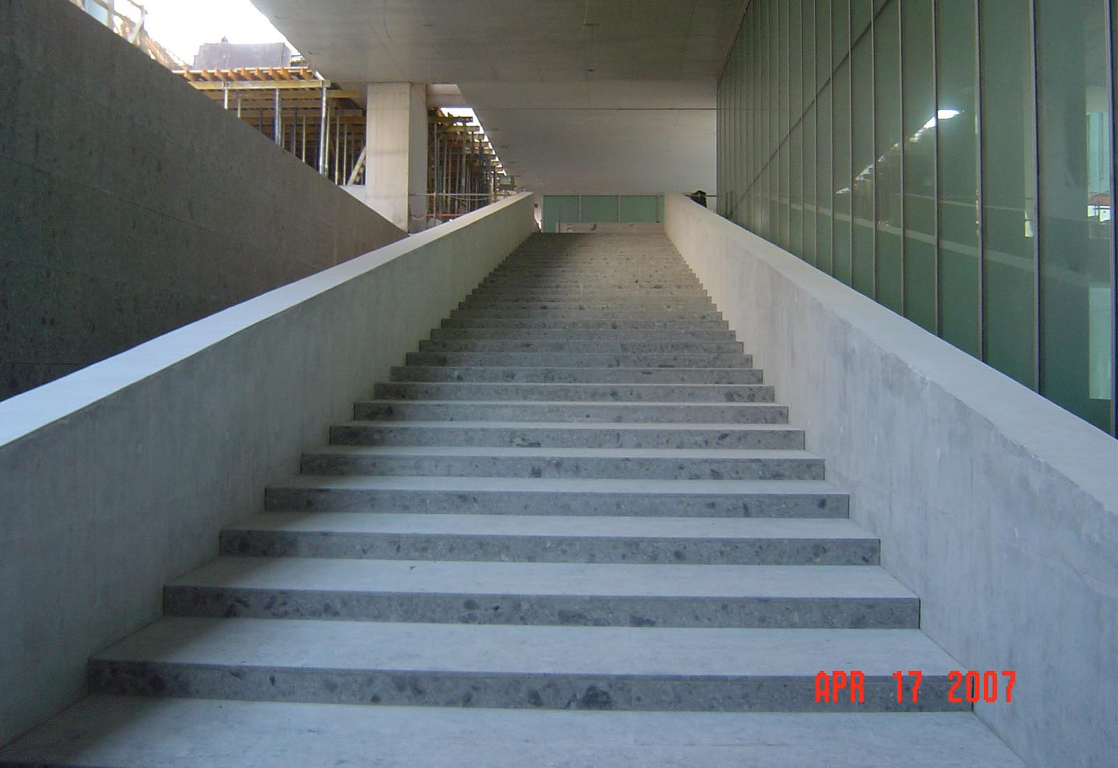 Ampliamento Università Commerciale L. Bocconi a Milano - Il cantiere