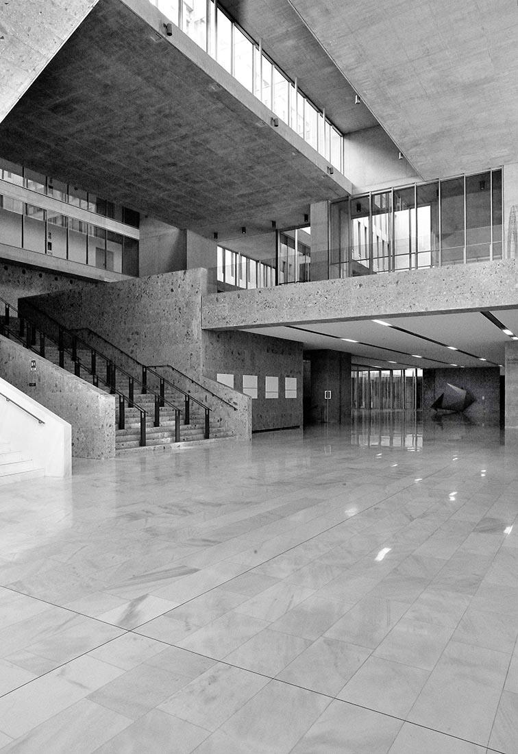 Ampliamento Università Commerciale L. Bocconi a Milano - Interno